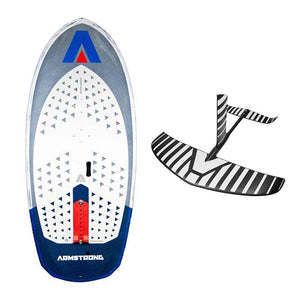 Armstrong HS1550 Foil Package and Wing SUP 5'11""