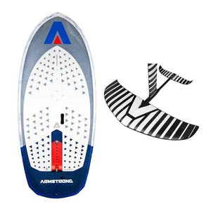 Armstrong CF2400 V2 Foil Package and Wing SUP 6'6""