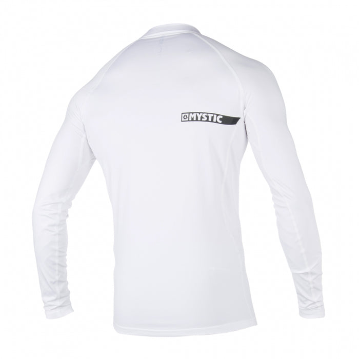 Mystic Star L/S Quickdry-White