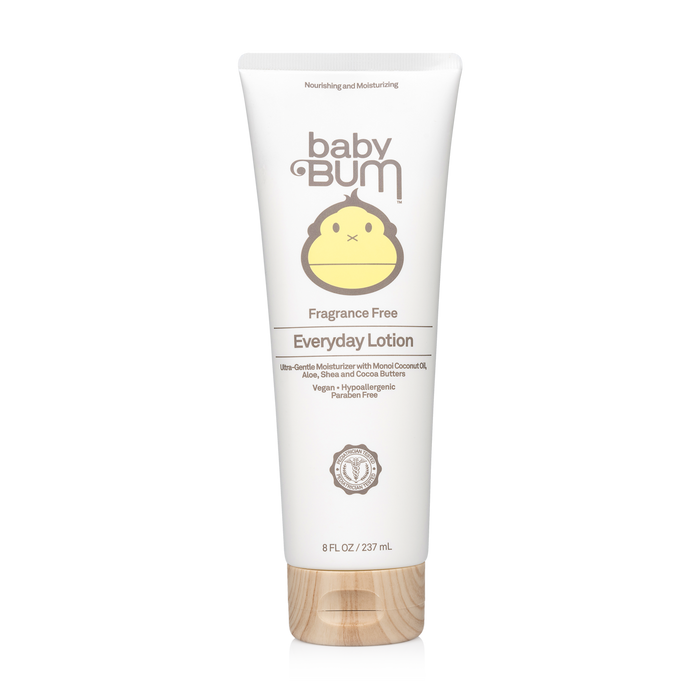Baby Bum Everyday Lotion Fragrance Free-8 oz