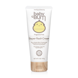 Baby Bum Diaper Rash Cream-3 oz
