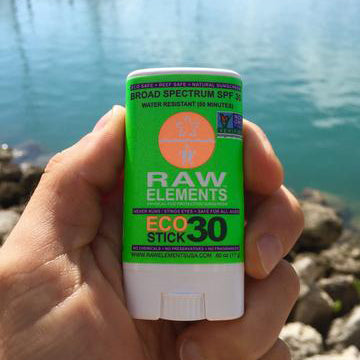 Raw Elements ECO Stick Sunscreen-SPF 30