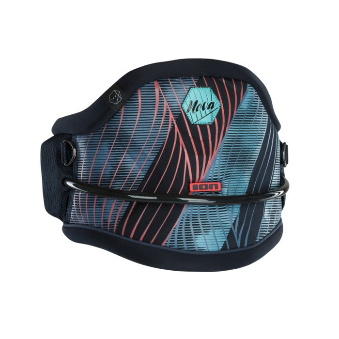 2019 ION Nova 6 Waist Harness-Dark Blue