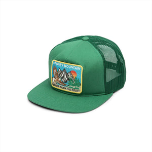 Volcom Stoney  Mountain Cheese Hat-Spring Green
