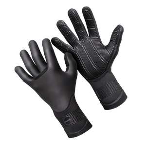 O'Neill Psycho Tech 3MM Gloves-Black