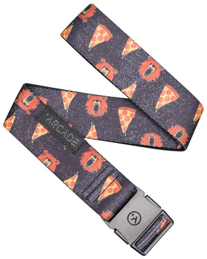 Arcade Ranger Youth Belt-Black/Bear Pizza