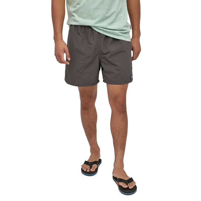"Patagonia Baggies 5"" Shorts-Forge Grey"
