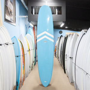 CJ Nelson Neo Classic Thunderbolt Silver 9'5""