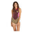 Billabong Surf Capsule Sleeveless Springsuit-Mulberry