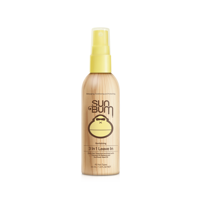 Sun Bum Travel Size 3 in 1 Leave In-1.5 oz