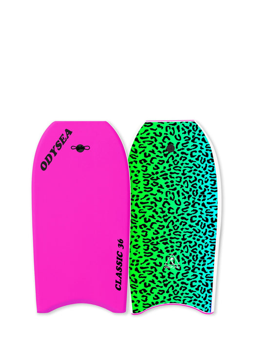 "Catch Surf Classic Bodyboard 36""-Neon Pink"