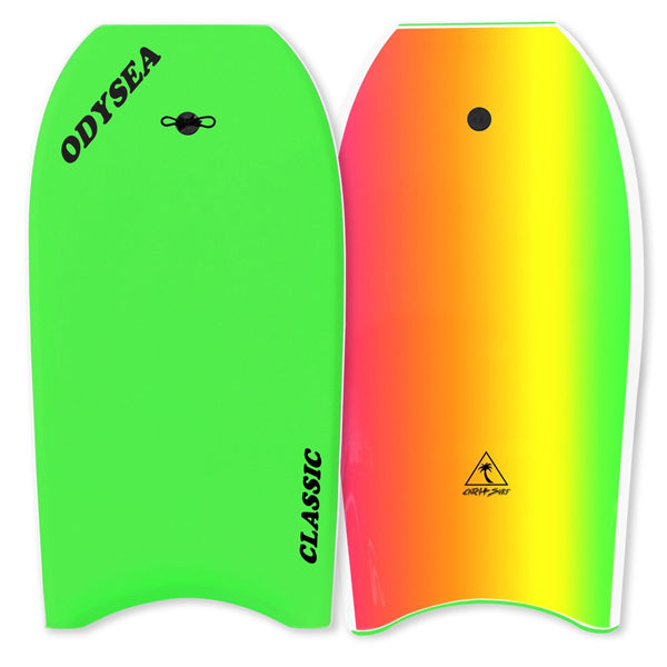 "Catch Surf Classic Bodyboard  36""-Neon Green"