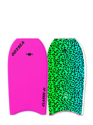 "Catch Surf Classic Bodyboard 42""-Neon Pink"