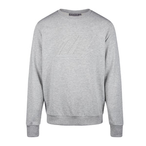 North Boss Crew Sweatshirt-December Sky Melee