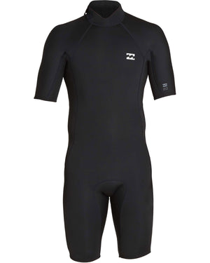 Billabong 202 Absolute BZ Springsuit-Black/Silver