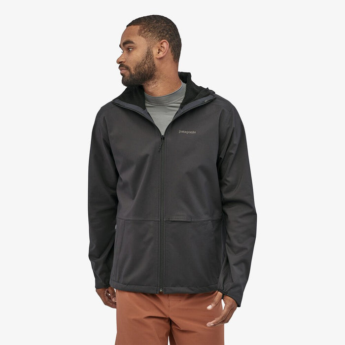 Patagonia Stretch Thermal Hoody Jacket-Black