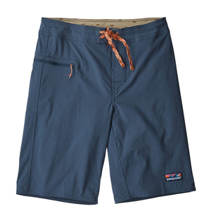 "Patagonia Stretch Wavefarer 21"" Boardshorts-Stone Blue"