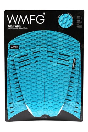 WMFG Classic 2.0 Six Pack Traction Pad-Teal
