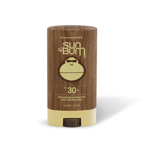 Sun Bum Original SPF 30 Sunscreen Face Stick-0.45 oz