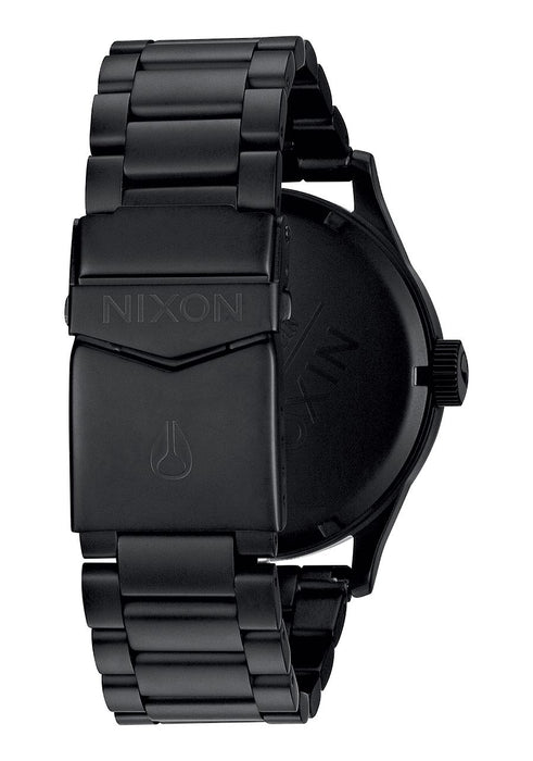 Nixon Sentry S/S Watch-All Black