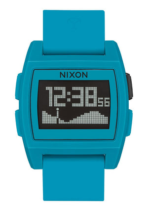 Nixon Base Tide Watch-Blue Resin