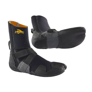 Patagonia R3 Yulex Split Toe Booties-Black