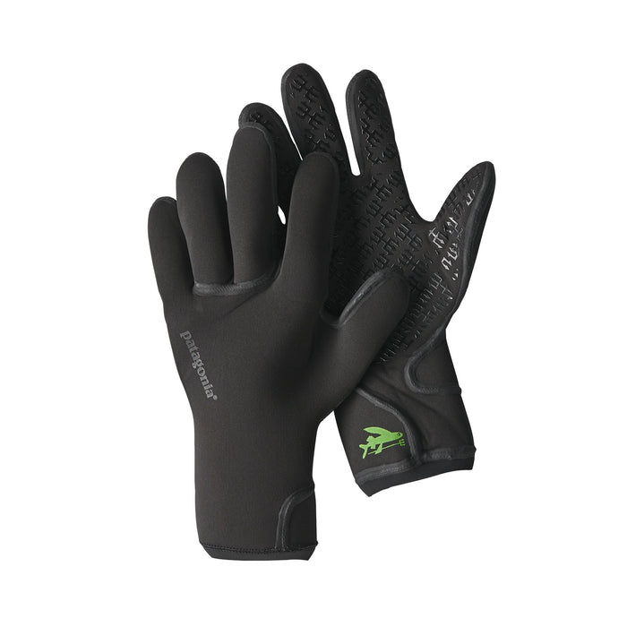 Patagonia R2 Yulex Gloves-Black