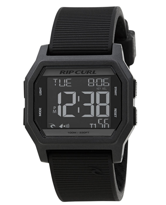 Rip Curl Atom Watch-Black