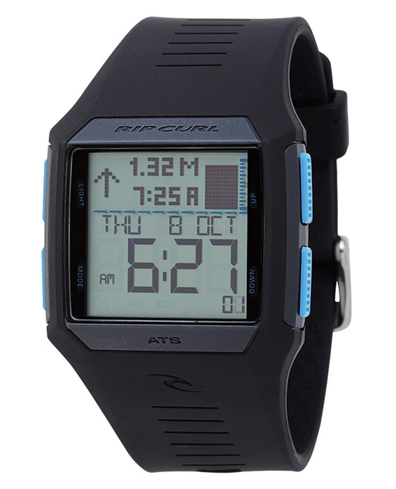 Rip Curl Maui Mini Tide Watch-Black