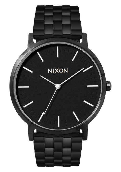 Nixon Porter Watch-All Black/White