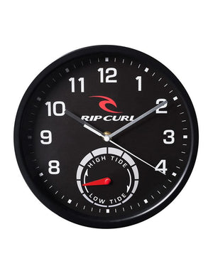 Rip Curl Tide Clock Watch-Black