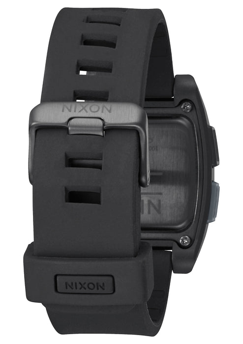 Nixon Base Tide Watch-All Black