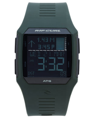 Rip Curl Rifles Tide Watch-Military