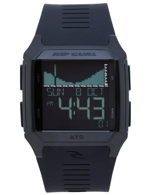 Rip Curl Rifles SS Tide Watch-Midnight