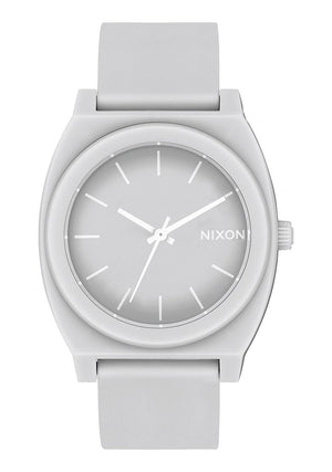 Nixon Time Teller P Watch-Matte Cool Grey