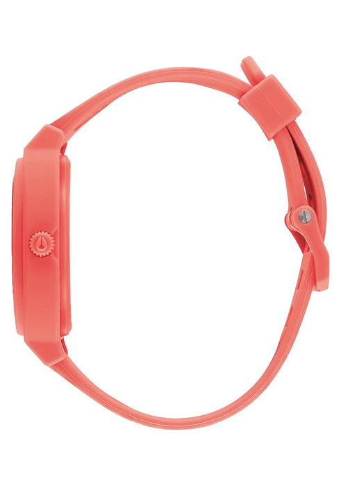 Nixon Time Teller P Watch-Matte Coral