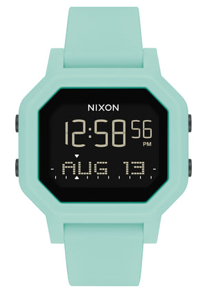 Nixon Siren Watch-Aqua