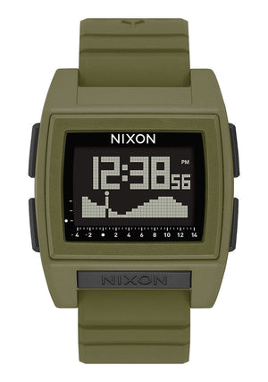 Nixon Base Tide Pro Watch-Surplus