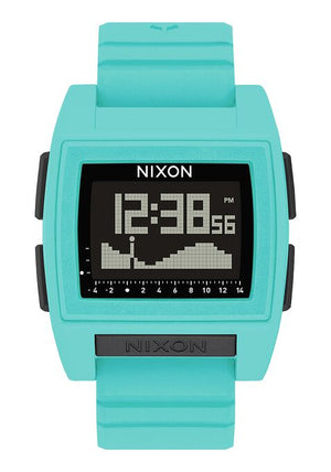 Nixon Base Tide Pro Watch-Seafoam