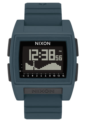 Nixon Base Tide Pro Watch-Dark Slate
