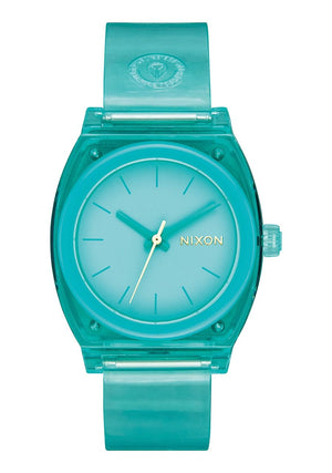 Nixon Medium Time Teller P Watch-Turquoise