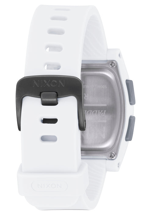 Nixon Rival Watch-White/Charcoal