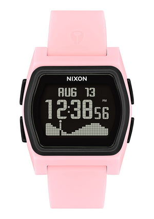 Nixon Rival Watch-Pink/Black