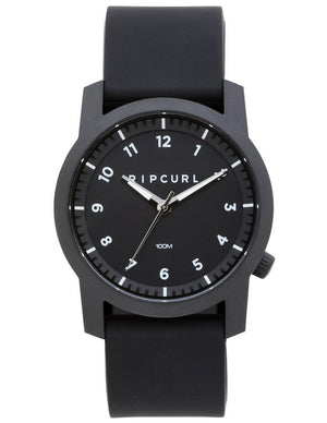 Rip Curl Cambridge Watch-Black