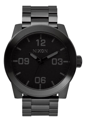 Nixon Corporal SS Watch-All Black