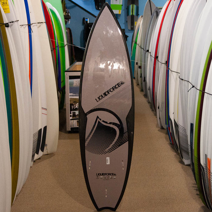 USED 2014 Liquid Force Slice 5'10""