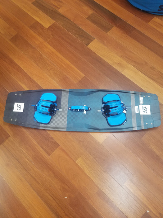USED 2018 North Jaime Kiteboard-136cm w/Straps and Fins