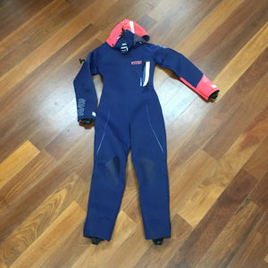 USED ION Envee Drysuit 4/3-Small-Women