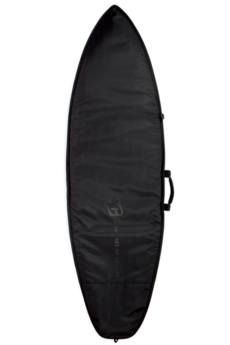 Creatures Shortboard Day Use Boardbag-Black/Black