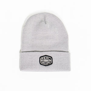 REAL Shred Supply Beanie Beanie-Grey